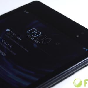 Nouvelle Nexus 7 : des problèmes de GPS et d'écran tactile