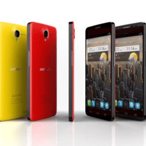 L'Alcatel One Touch Idol X sera disponible en septembre à 299 euros