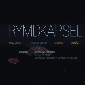 Rymdkaspel, ou quand Tetris rencontre From Dust