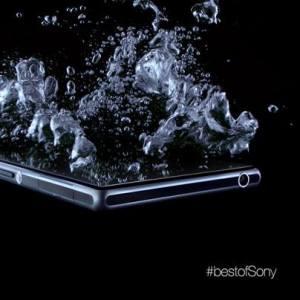 Le Sony Xperia Z1 (Honami) sera étanche