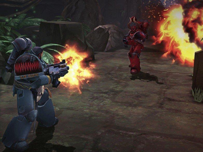 Un futur jeu Android de cartes à jouer sur la franchise Warhammer 40k