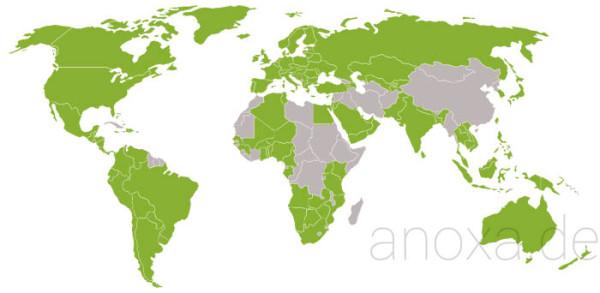 Google Play : la disponibilité des services Google dans le monde entier