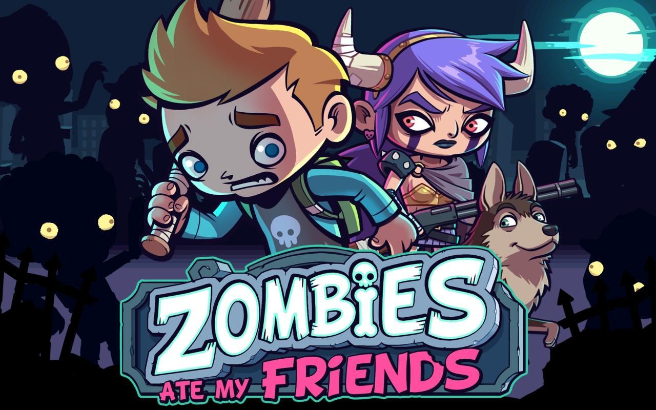 Zombies ate my friends, un jeu de zombie, encore ?