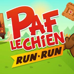 Paf le Chien Run Run, quand Adictiz transforme son jeu social en jeu à part entière