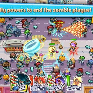 Guns'n'Glory Zombies, quatre clichés à l'assaut des zombies