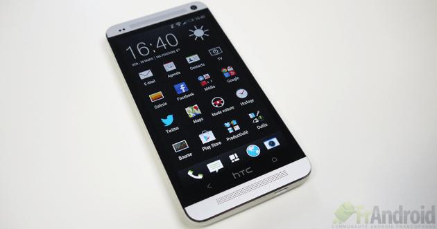 Android 4.3 bientôt disponible sur le HTC One