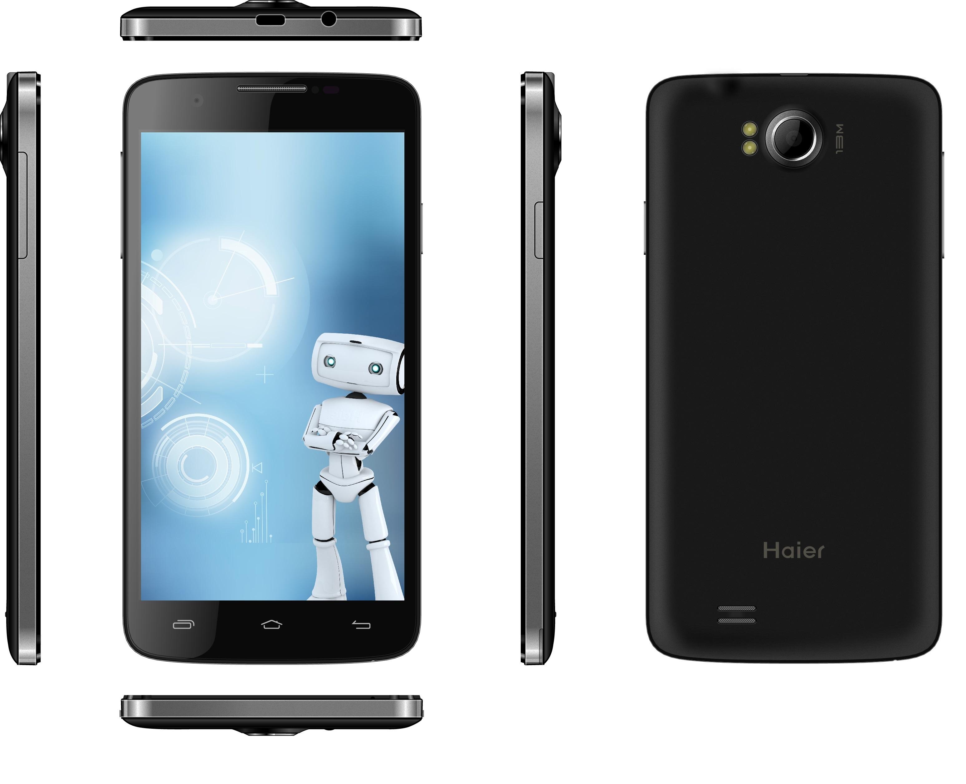 IFA 2013 : Haier présente 6 smartphones et un routeur 3 G