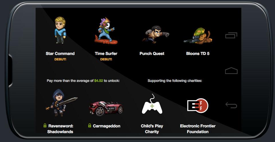 Humble Mobile Bundle 2, le retour du bon plan gamer de l'année