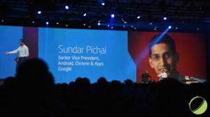 Sundar Pichai prend du galon à la tête de Google