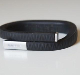 Bon plan : 40 euros de réduction pour un bracelet Jawbone Up
