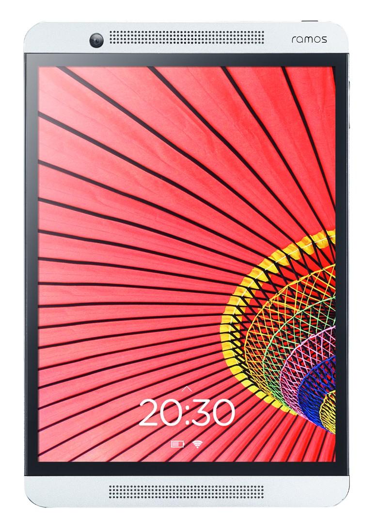 La Ramos K1, une tablette chinoise inspirée du HTC One