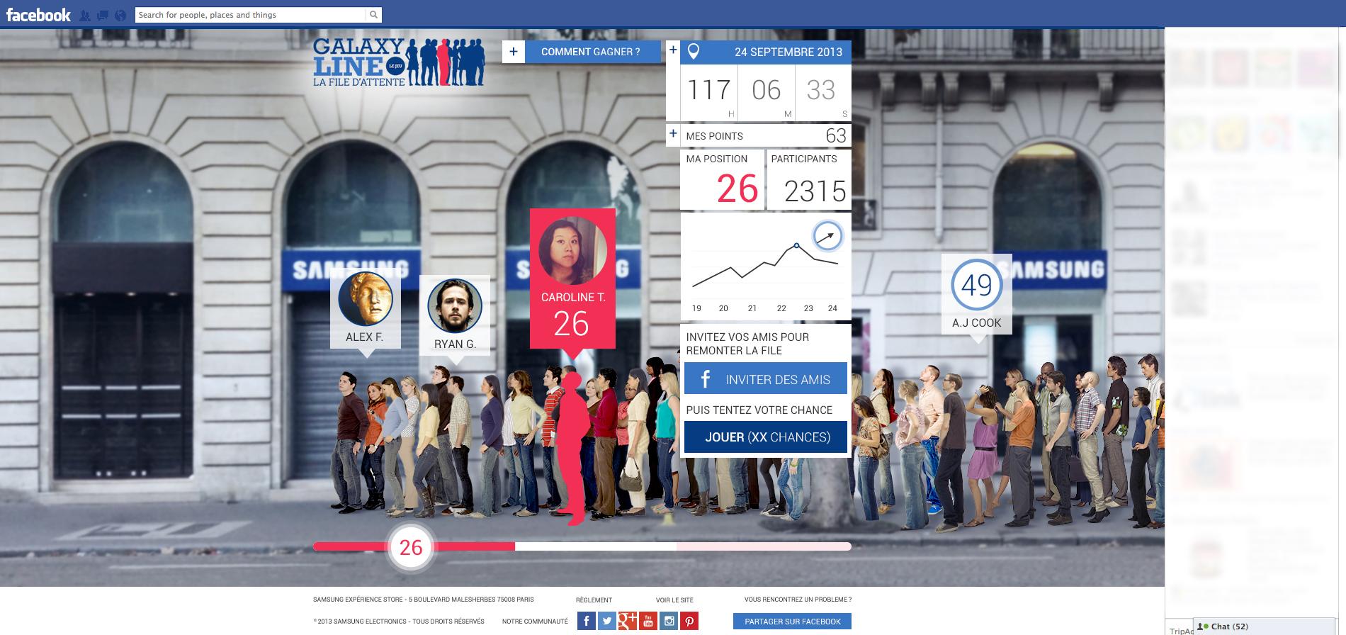 Concours Samsung Galaxy Line : gagnez 50 duos Galaxy Note 3 + Galaxy Gear
