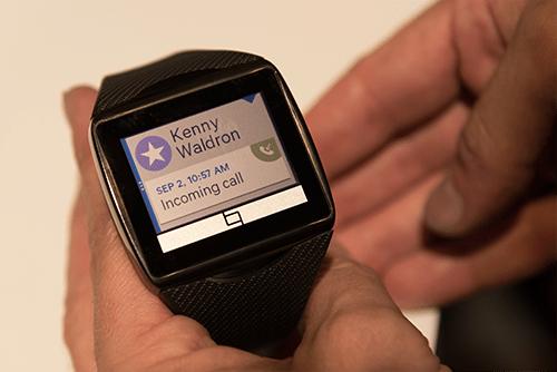 La montre Toq de Qualcomm arrive le 2 décembre aux États-Unis