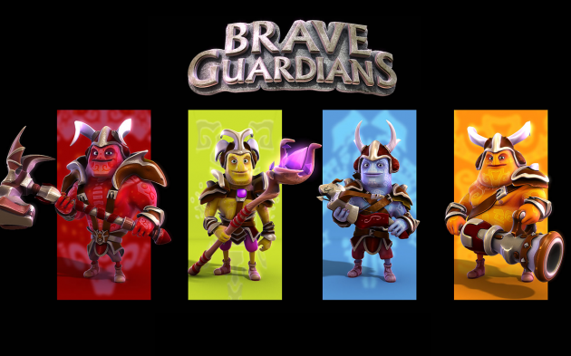 Brave Guardians, un nouveau Tower Defense héroïque