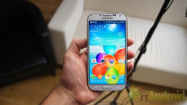 Samsung Galaxy S4 : 40 millions d'unités vendues