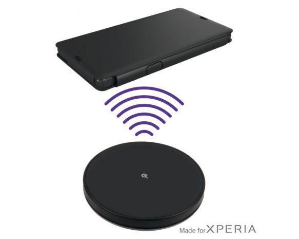 Les nouveaux Sony Xperia pourront être rechargés sans fil en seulement une heure