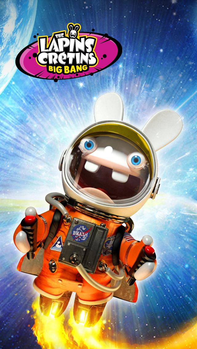 Les Lapins Crétins Big Bang d'Ubisoft débarquent sur le Play Store le 17 octobre