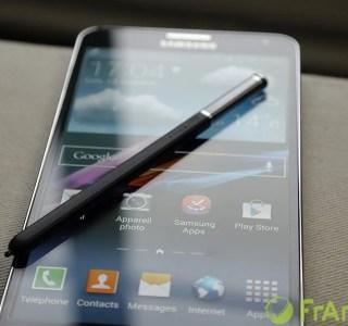 Test du Samsung Galaxy Note 3 (SM-N9005), la meilleure phablette du marché
