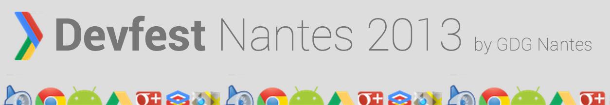 Rendez-vous le 8 novembre prochain pour le Devfest Nantes