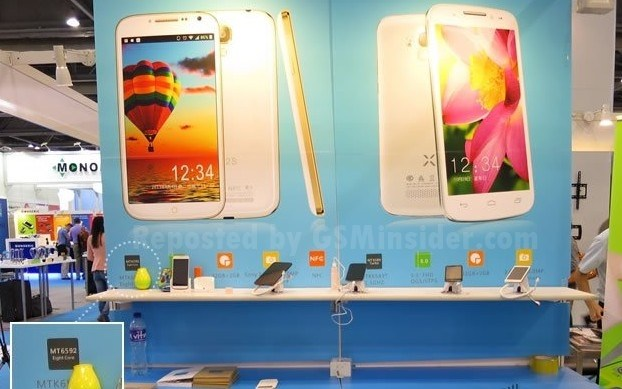 UMi X2S, le premier smartphone équipé du MediaTeK octo-coeur