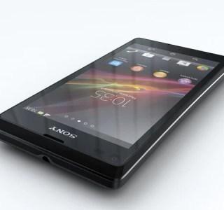 Sony Xperia L, la mise à jour d'Android 4.2.2 a débuté