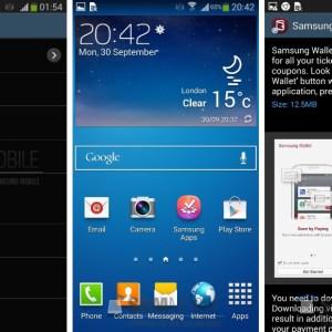 Samsung Galaxy S4 GT-i9505 : une nouvelle fuite de la version test d'Android 4.3