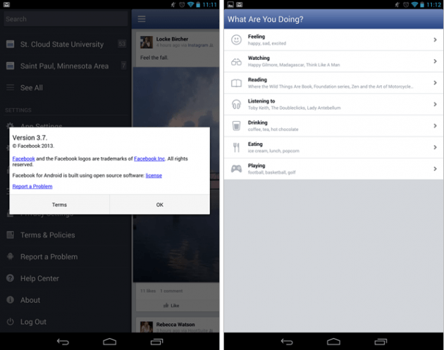 Facebook lance un programme de test Alpha pour son application Android