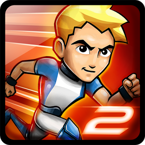 Gravity Guy 2, la suite du premier Runner Game de Miniclip