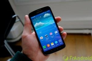 Test du Samsung Galaxy S4 Active