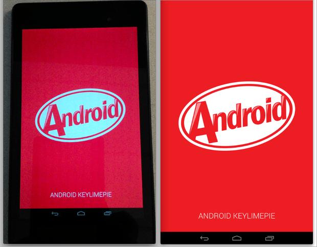 Android 4.4 KitKat sur une Nexus 7 ? Fonctionnalité «always-listening» ?