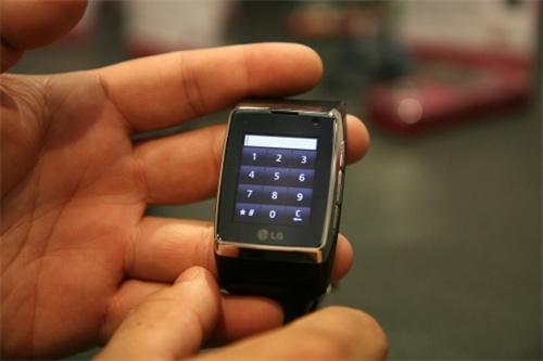 LG G Health : la montre connectée de LG ?