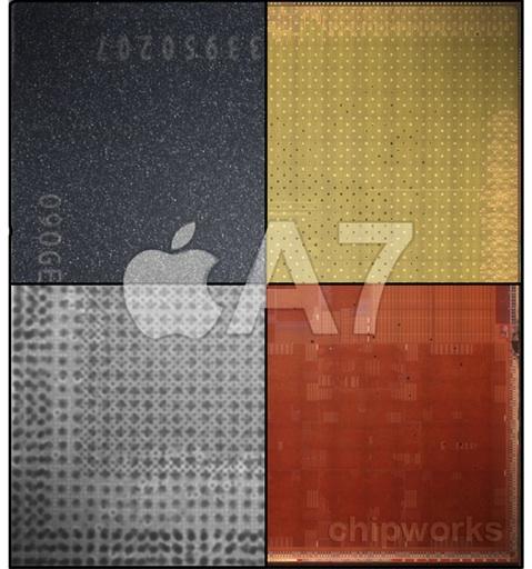 L'A7 d'Apple, «un gadget marketing» pour un cadre de Qualcomm