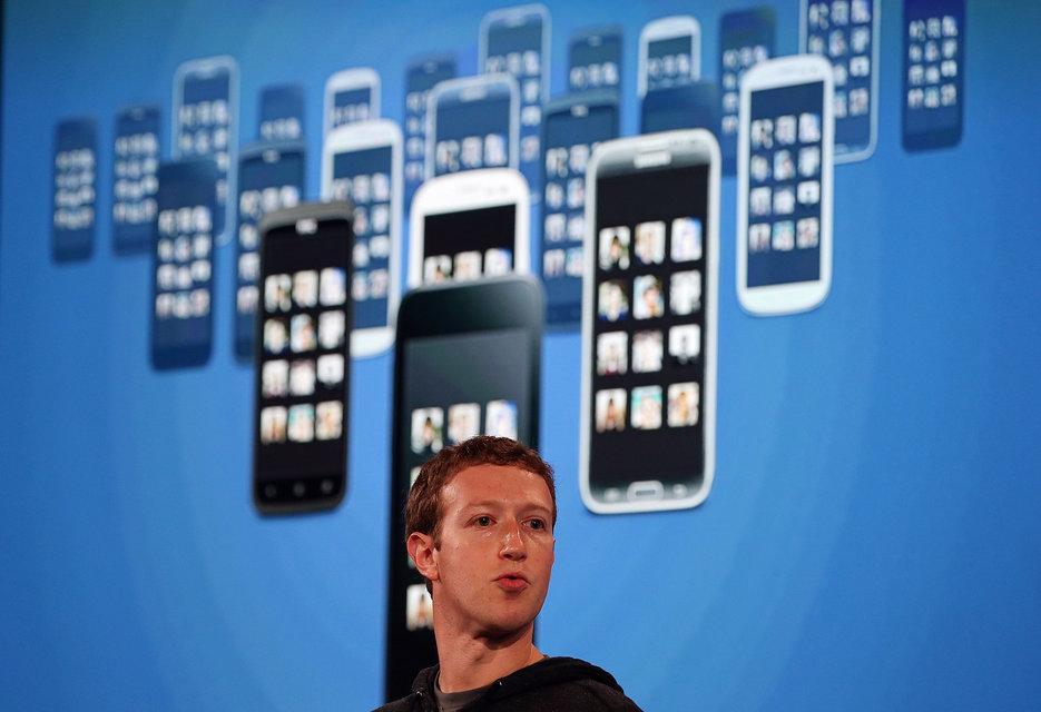 Facebook rebondit grâce au mobile