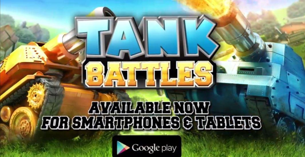 Tank Battles : cassez du tank avec Gameloft