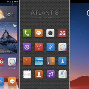 Emotion UI 2.0 : les premières images de l'interface Huawei aperçues sur l'Ascend P6