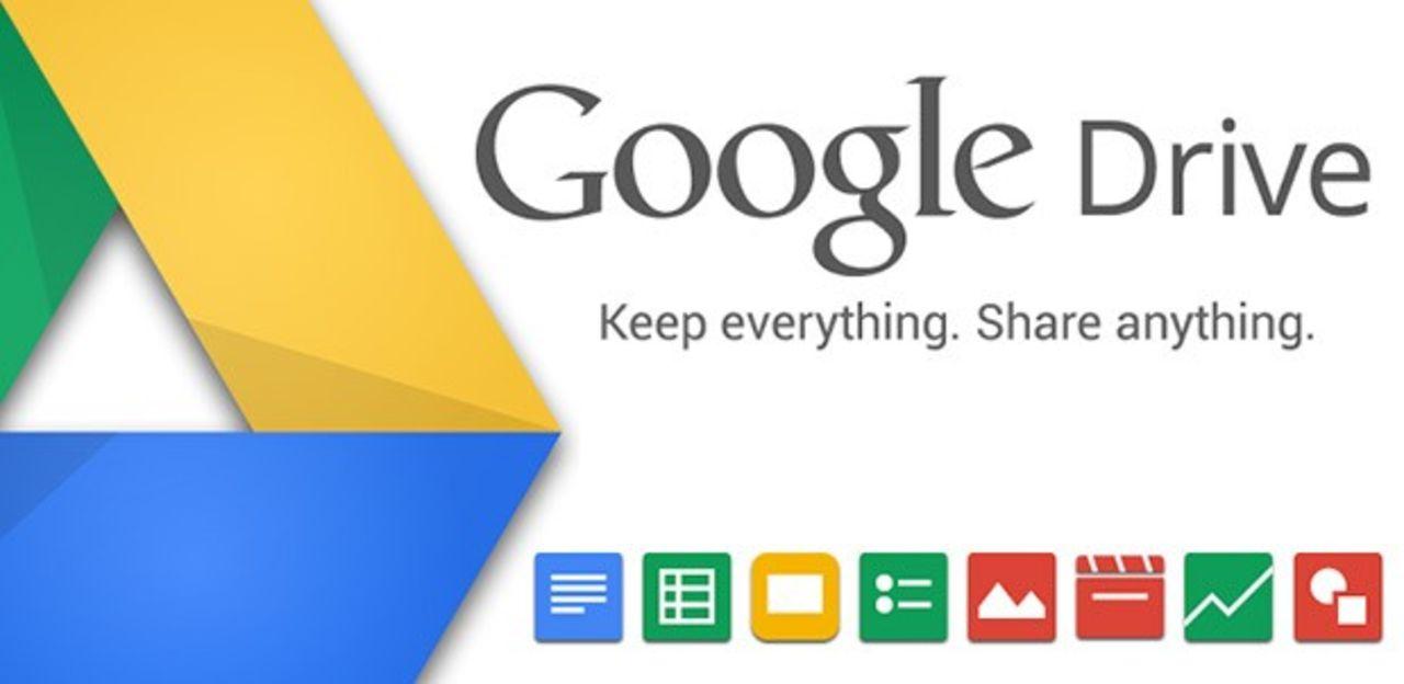 Après Gmail, Google Drive change lui aussi de design