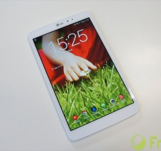 Test de la LG G Pad 8.3, l'alternative à la Nexus 7 2013 ?