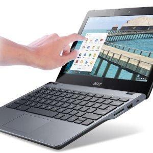 Acer C720P, un nouveau Chromebook tactile attendu à 299 dollars
