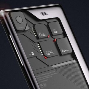 ZTE Eco-Mobius : un projet de smartphone modulable made in China