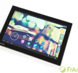 Test de la Kobo Arc 10 HD, la tablette-liseuse de 10,1 pouces sous Tegra 4 du Canadien