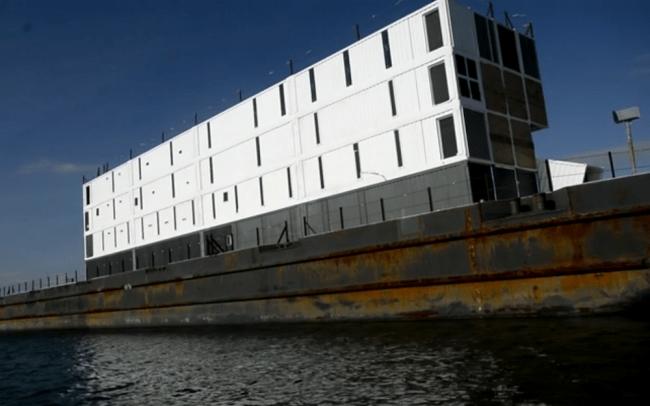 Les barges de Google serviront finalement d'espace interactif