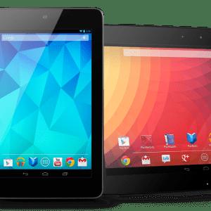 Android 4.4 : les drivers et images de restauration arrivent sur les Nexus 4, Nexus 7, et Nexus 10