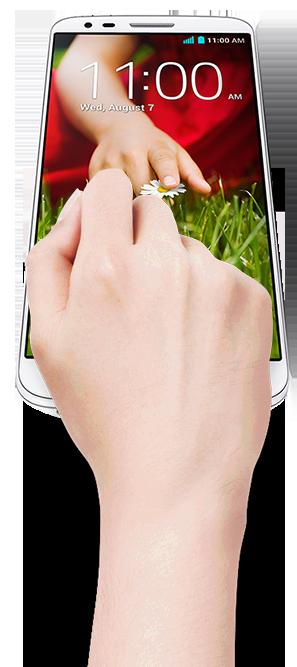 La fonctionnalité KnockOn s'invite sur le Nexus 5 : moins de bugs et plus d'économie de batterie