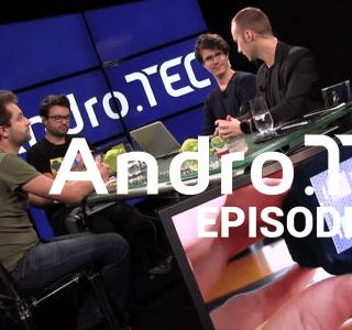 AndroTEC 003 : Android KitKat, Free mobile, Acer Liquid S2 et les montres connectées