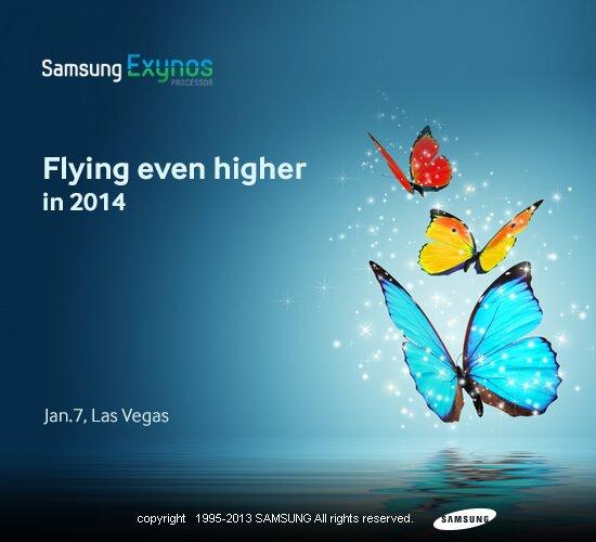 CES 2013 : Samsung devrait dévoiler de nouveaux Exynos, une Galaxy Note Pro, une Galaxy Tab Pro 8.4 et un Galaxy Hit (un «Padfone»)