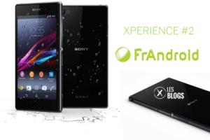 Xperience #2 : 4 défis autour du Sony Xperia Z1 et Sony Xperia Z Ultra