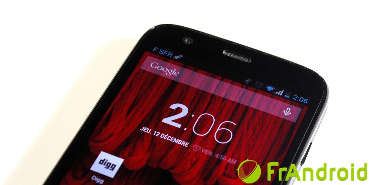 Motorola : Android 4.4.2 arrive sur le Moto G aux États-Unis !