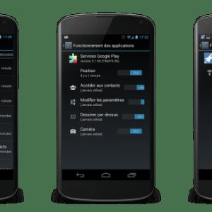 Google retire la fonction cachée App Ops, mais pourrait la proposer en version finale