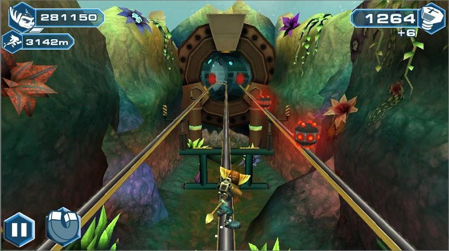 Ratchet and Clank: BTN, le jeu de Sony Computer Entertainment arrive sur Android
