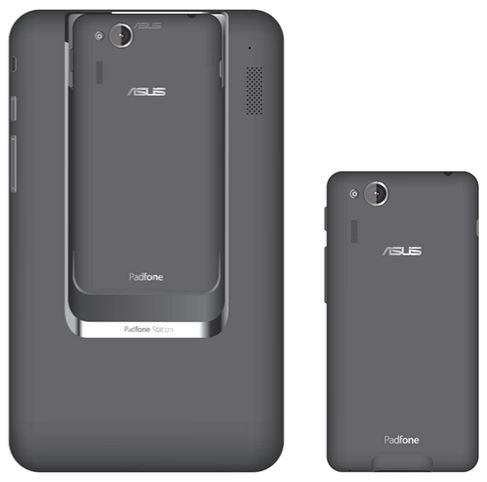 ASUS officialise son ASUS PadFone mini 4.3 à Taïwan avec un dock de 7 pouces